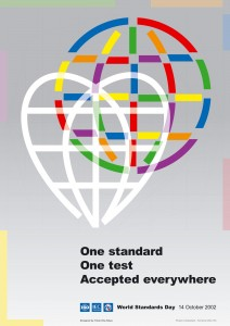 WORLD STANDARDS DAY 14 Octobr 2002